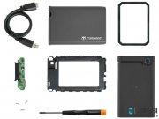 فروش باکس تبدیل هارد داخلی به اکسترنال Transcend StoreJet 25CK3 SSD/HDD
