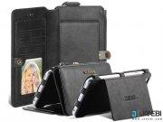 مشکی کیف پول و گوشی Wallet Case For iPhone 6 / 6S مارک FLOVEME