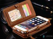 انلاین کیف پول و گوشی Wallet Case For iPhone 6 / 6S مارک FLOVEME