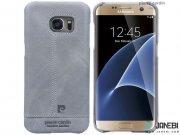 فروش قاب چرمی Samsung S7 edge مارک Pierre Cardin