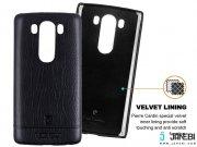 مشکی قاب چرمی LG V10 مارک Pierre Cardin