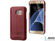 قیمت قاب چرمی Samsung Galaxy S7 مارک Pierre Cardin