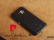 مشکی قاب چرمی Samsung Galaxy S7 مارک Pierre Cardin