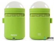 آنلاین اسپیکر بلوتوث و چراغ خواب RB mm LED Atmosphere Bluetooth Speaker مارک Remax