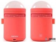قیمت اسپیکر بلوتوث و چراغ خواب RB mm LED Atmosphere Bluetooth Speaker مارک Remax