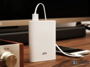 خرید مودم بی سیم 4G و پاوربانک شیائومی Xiaomi ZMI MF855 WiFi Router 7800mAh