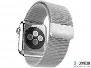 خرید بند استیل Apple Watch MILANESE STEEL WATCHBAND مارک Hoco