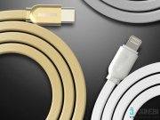 جانبی کابل RC 037a Cable Type C To Lightning مارک Remax