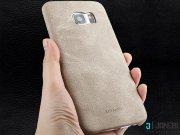 فروش قاب محافظ چرمی Samsung Galaxy S7 Edge مارک Usams