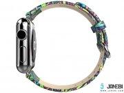 خرید بند طرح دار Apple Watch Lucida Series Figure Watchband 42mm مارک Hoco