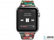 بند طرح دار Apple Watch Lucida Series Figure Watchband 42mm مارک Hoco