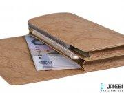 خرید کیف پول و پاور بانک P4 Wallet Type Portable Power Bank 4800 mAH مارک Hoco