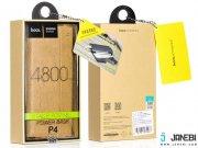فروش کیف پول و پاور بانک P4 Wallet Type Portable Power Bank 4800 mAH مارک Hoco
