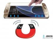 جانبی محافظ صفحه نمایش شیشه ای Samsung Galaxy S7
