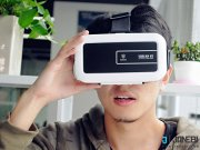 هدست واقعیت مجازی بیسوس Baseus Times Thinking Fantasy VR Virtual 3D Glasses