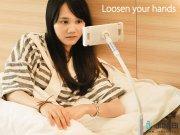 خرید استند و پایه نمایش انعطاف پذیر هوکو Hoco CA11 Lazy Bed Holder