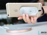 خرید 'گیرنده شارژر وایرلس لایتنینگ بیسوس Baseus QI Wireless Charging Receive