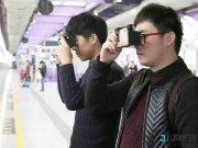 جانبی مینی هدست واقعیت مجازی بیسوس Baseus Vdream VR Mini Virtual 3D Glasses