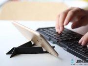 قیمت کیبورد تاشوی بی سیم بیسوس Baseus Tron Pro Series Bluetooth Folding Keyboard