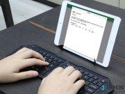 جانبی کیبورد تاشوی بی سیم بیسوس Baseus Tron Pro Series Bluetooth Folding Keyboard