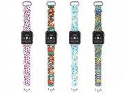 طرح های متنوع بند طرح دار Apple Watch Lucida Series Figure Watchband 42mm مارک Hoco