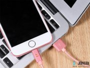 فروش کابل لایتنینگ هوکو Hoco UPF03 Metal Knitted Charging Cable