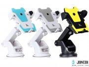 قیمت پایه نگهدارنده گوشی موبایل هوکو Hoco CA2 Retractable Mobile Car Holder