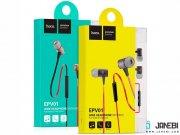 خرید هندزفری هوکو EPV01 Wire Headphone مارک Hoco