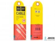 فروش کابل سه پورت هوکو Hoco X2 3 In 1 Knitted Charging Cable