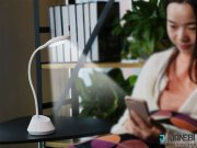 خرید چراغ مطالعه و اسپیکر بلوتوث بیسوس Baseus FP01 Bluetooth Music Table Lamp