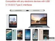 تبدیل اصلی هواوی Huawei Micro USB To Type C