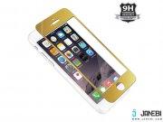 خرید محافظ صفحه نمایش شیشه ای طلایی نزتک Naztech Gold Tempered Glass Screen Protector for iPhone 6/6s