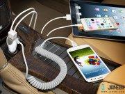 فروش اینترنتی شارژر فندکی نزتک Naztech N420 Wired Micro USB