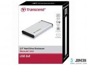 خرید باکس تبدیل هارد داخلی به اکسترنال Transcend StoreJet 25S3 SSD/HDD
