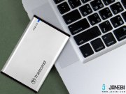 قیمت باکس تبدیل هارد داخلی به اکسترنال Transcend StoreJet 25S3 SSD/HDD