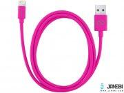 فروش عمده کابل لایتنینگ نزتک Naztech Lightning MFi 1.2m Charge and Sync Cable
