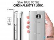 خرید قاب محافظ ژله ای اسپیگن Spigen Liquid Crystal For Samsung Galaxy Note 7