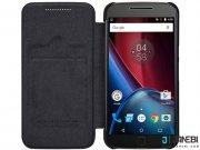 خرید کیف چرمی نیلکین Nillkin Qin For Motorola Moto G4 Plus