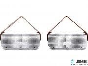 فروش اسپیکر بلوتوث و پاور بانک ریمکس Remax RB H1 Desktop Bluetooth Speaker