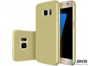 قیمت قاب محافظ فیبر نیلکین Nillkin Synthetic Fiber For Samsung Galaxy S7