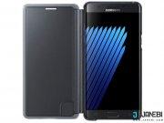 خرید عمده کاور اصلی سامسونگ Samsung Clear View Cover For Samsung Galaxy Note 7