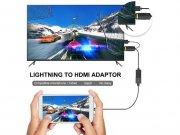 تبدیل راک Rock MHL Lightning To HDMI Adapter