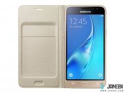 خرید فلیپ کاور اصلی Samsung Flip Cover For Samsung Galaxy J3 2016