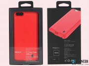 فروش قاب محافظ و پاور بانک برای آیفون Rock P1 Power Case 2000mah iphone 6/6S