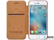 خرید کیف چرمی کویین نیلکین برای آیفون Nillkin Qin Apple iphone 7