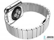 خرید اینترنتی بند استیل هوکو اپل واتچ  Hoco Apple Watch METAL WATCHBAND 2 POINTERS 42mm