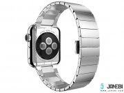 خرید بند استیل هوکو اپل واتچ  Hoco Apple Watch METAL WATCHBAND 2 POINTERS 42mm
