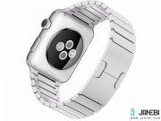 خرید اینترنتی بند استیل Apple Watch Grand METAL WATCHBAND 2POINTERS 42mm مارک Hoco