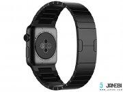 خرید عمده بند استیل Apple Watch Grand METAL WATCHBAND 2 POINTERS 42mm مارک Hoco