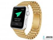 قیمت خرید بند استیل Apple Watch Grand METAL WATCHBAND 2 POINTERS 42mm مارک Hoco